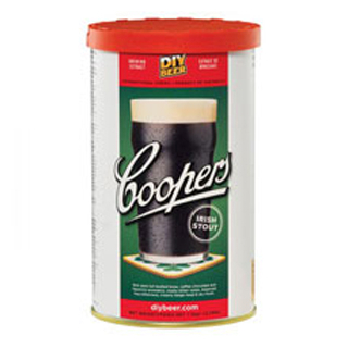Coopers Irish Stout, Selection Range