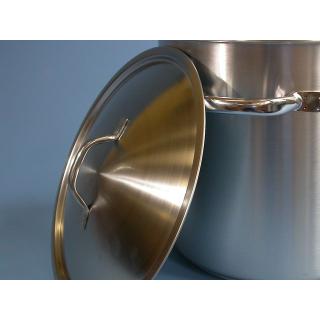 Lid s/s for Heavy Duty Brew Kettles