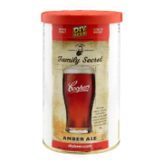Coopers Amber Ale Family Secret