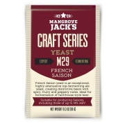 Mangrove Jacks M29, French Saison
